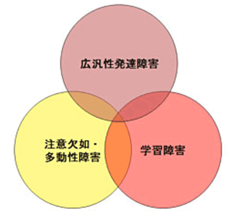 障害 広汎 性 特徴 発達